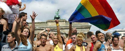 Schwule und Lesben in Berlin, CSD 2004