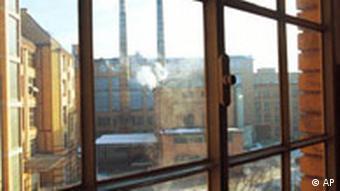 Fabrikgebäude in Berlin