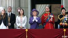 Die Queen wird 80