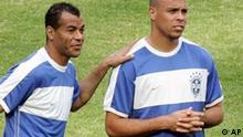 WM 2006 - Brasilien - Training