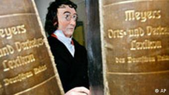 BdT Ausstellung Meyers Lexikon in Gotha