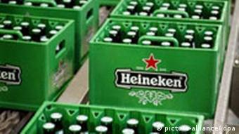 Η Heineken εμπορεύεται ήδη ένα ανθρακούχο νερό με κάνναβη στην Καλιφόρνια.