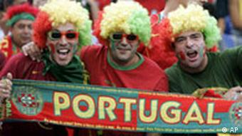 WM 2006 - Portugal - Fan