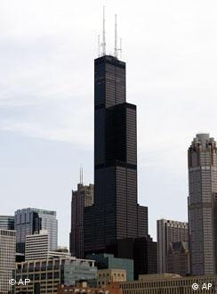 Vjerovatni cilj napada - Sears Tower u Chicagu