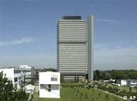 The UN complex in Bonn