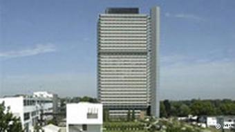 BdT Einzug ins UNO Gebäude beginnt