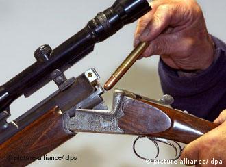Gewehr (Quelle: dpa)