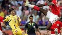 WM 2006 Achtelfinale Schweiz Ukraine Spielszene