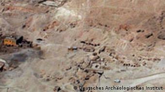Luftaufnahme von Dra Abu el-Naga