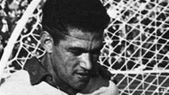 Fußball Brasilien Spieler Garrincha