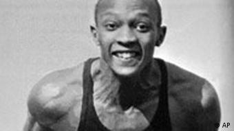 Jesse Owens Leichtathletik USA