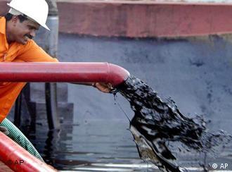 Las reservas de petróleo crecieron en 2006.