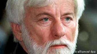 Uri Avnery (Foto: dpa)