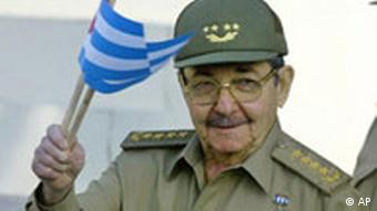 Raul Castro oberster Militär Kubas