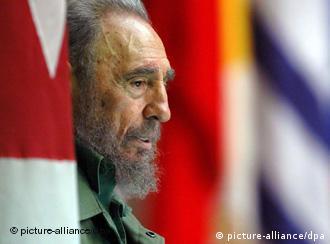 Fidel Castro: nada detiene al reloj biológico.