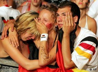 Kolektivna depresija nakon poraza Elfa od Talijana 2006.