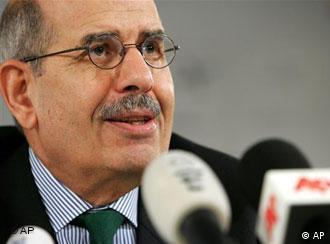 Beratende Funktion: IAEA-Chef El-Baradei besucht die Türkei vor ihrem Einstieg in die Atomenergie