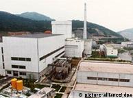 中国秦山核电站