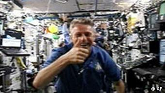 BdT Astronaut Thomas Reiter