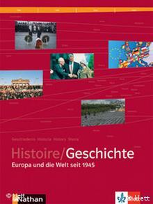 Histoire/Geschichte - deutsch-französisches Schulbuch Cover