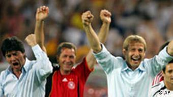 WM 2006 Deutschland Portugal Klinsmann Löw