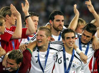 Schweinsteiger (7), o nome do jogo