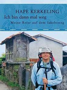 Buchcover: Hape Kerkeling - Ich bin dann mal weg