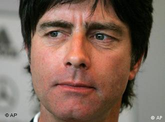 German national soccer team Joachim Loew