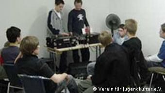 Verein für Jugendkultur e.V. Projekt Culture on the Road