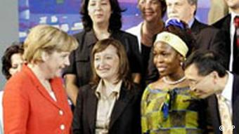 Integrationsgipfel in Berlin, Angela Merkel