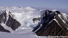 Gletscher in der Antarktis, Kalenderblatt