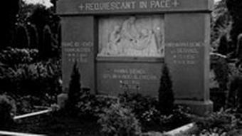 Grab von Pater Laurentius Siemer