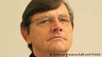 Markus Tidten von der Stiftung Wissenschaft und Politik