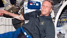 21.07-2006 projekt zukunft reiter ISS