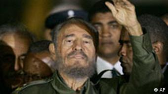 Fidel Castro in Argentinien