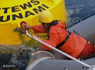 Proyek Jerman-Indonesia untuk antisipasi tsunami
