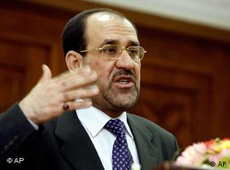 Nuri al-Maliki (Quelle: AP)