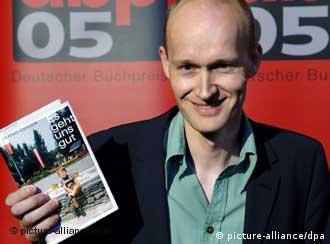 Austrian author Arno Geiger was the 2005 winner