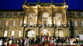 Bayreuther Festspiele -Schloss in Bayreuth Galerie 5