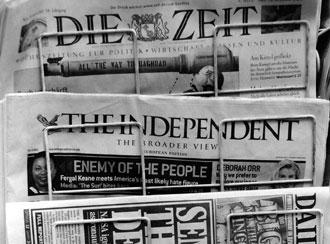 La prensa escrita, ¿un clásico con los días contados?