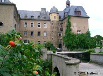 Замок в Намеди