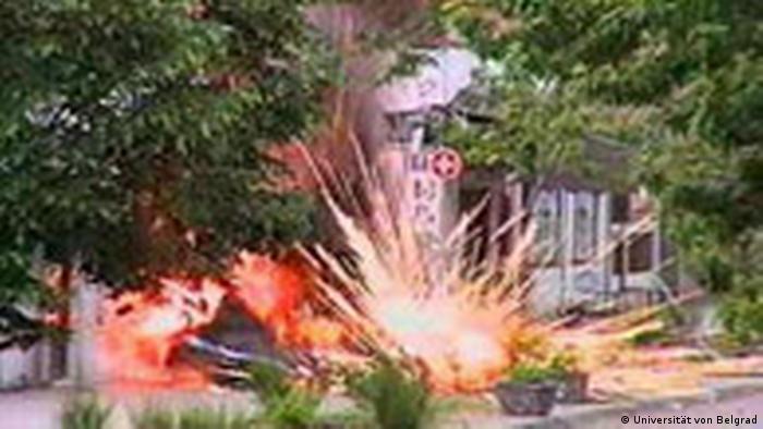 Explodierendes Bomblett