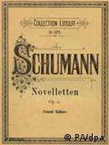 Edição das 'Novelletten' para piano