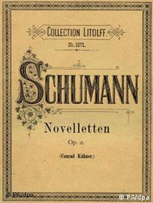 R.Schumann, Novelletten / Notendruck