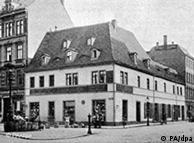 A casa de Schumann em Zwickau