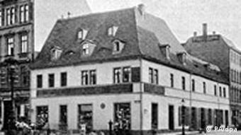 Wohnhaus von Robert Schuhmann