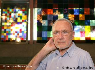 Richter's multihued window will be finished early next year