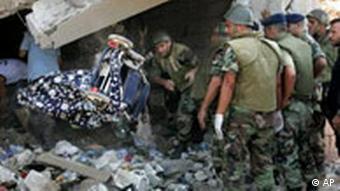 Keine Waffenruhe in den kommenden Tagen | Nahost | DW | 01.08.2006