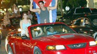 Kuba Fidel Castro tritt zurück Reaktionen Florida