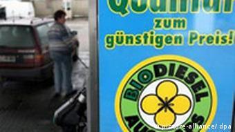 Biodiesel soll ab August 2006 besteuert werden